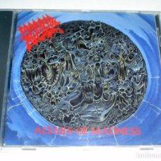 CDs de Música: CD MORBID ANGEL - ALTARS OF MADNESS. Lote 244983890