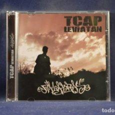 CDs de Música: TCAP LEVIATAN - PALABRAS - CD. Lote 245005720