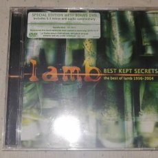 CDs de Música: LAMB - BEST KEPT SECRETS: THE BEST OF LAMB 1996–2004. Lote 245040150