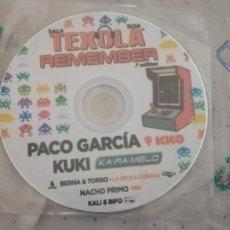 CDs de Música: SALA TEXOLA PACO GARCIA 7 EDICION. Lote 245048750