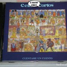 CDs de Música: CELTAS CORTOS, CUÉNTAME UN CUENTO, CD DRO, 1991, MUY BUEN ESTADO. Lote 245070795