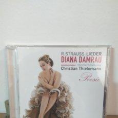 CDs de Música: STRAUSS - DAMRAU. Lote 245071425