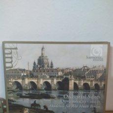 CDs de Música: BACH - ORCHESTRAL SUITES. Lote 245071665