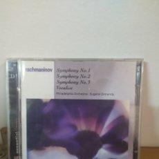 CDs de Música: RACHMANINOV - ORMANDY. Lote 245072420