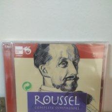 CDs de Música: ROUSSEL - SINFONÍAS. Lote 245073420