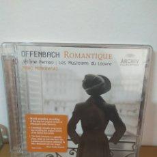 CDs de Música: OFFENBACH. Lote 245073560