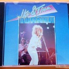 CDs de Música: IKE + TINA TURNER - CD - START RECORDS - 1988 - NUEVO. Lote 245074655