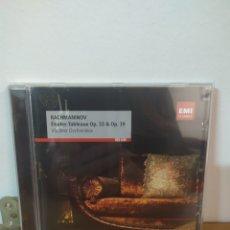 CDs de Música: RACHMANINOV. Lote 245075045