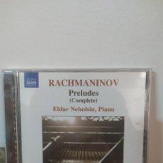 CDs de Música: RACHMANINOV - NEBOLSIN. Lote 245075210