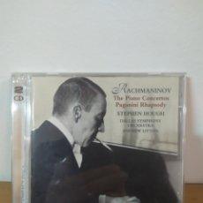 CDs de Música: RACHMANINOV - PIANO CONCERTOS. Lote 245075890