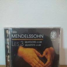 CDs de Música: MENDELSOHN - TALICH. Lote 245076855