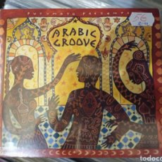 CDs de Música: CD ARÁBIC GROOVE - PUTUMAYO WORLD MUSIC. Lote 245088280