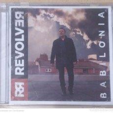 CDs de Música: REVOLVER (BABILONIA) CD 2015 * PRECINTADO. Lote 245090845