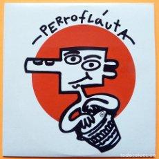 CDs de Música: PERROFLAUTA (GECKO TURNER) - SINGLE CD - 5 TEMAS - JAMMIN - 1997 - NUEVO. Lote 245093075