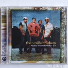 CDs de Música: NEVILLE BROTHERS - WALKIN' IN THE SHADOW OF LIFE. Lote 245093305