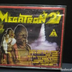 CDs de Música: MEGATRON 2 . DOBLE CD MAX MUSIC 1994 PEPETO. Lote 245093930