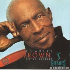 CDs de Música: CHARLES BROWN - HONEY DRIPPER. Lote 245095310