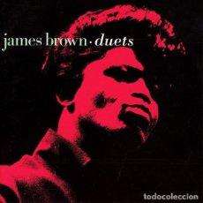 CDs de Música: JAMES BROWN - DUETS. Lote 245095750