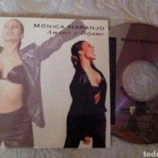 CDs de Música: MONICA NARANJO - AMAMEODEJAME. Lote 245123635