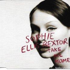 CDs de Música: SOPHIE ELLIS BEXTOR - TAKE ME HOME CD SINGLE 4 TEMAS 2001. Lote 245130880
