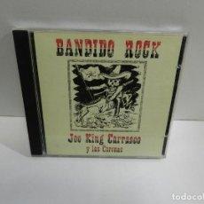CDs de Musique: DISCO CD. JOE KING CARRASCO Y LAS CORONAS – BANDIDO ROCK. COMPACT DISC.. Lote 245156790