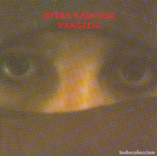 CDs de Música: CD - 1979 - VANGELIS - OPERA SAUVAGE - 1 CD. Lote 245161810