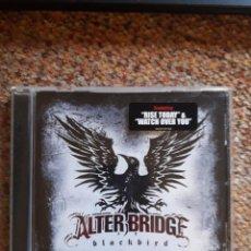 CDs de Música: ALTER BRIDGE , BLACKBIRD , CD 2007 EUROPA , ESTADO IMPECABLE, HARD ROCK , ENVIO ECONOMICO. Lote 245165735