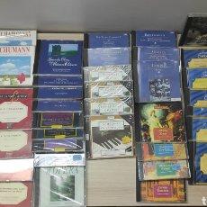 CDs de Música: 63 CD MÚSICA CLÁSICA OPERA COLECCIONES. Lote 245167085