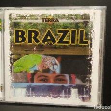 CDs de Música: TERRA BRAZIL CD ALBUM 1999 PEPETO. Lote 245182895
