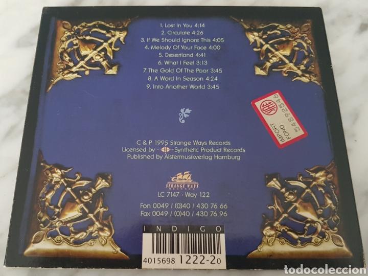 CDs de Música: CD DE/VISION - ANTIQUITY UNRELEASED TRACKS 90-92. RAREZAS. SYNTH POP, TECNO POP - Foto 4 - 245189975