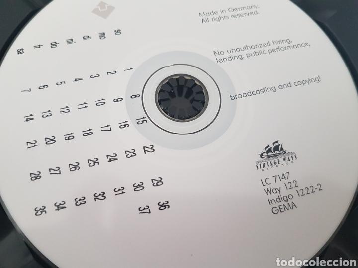 CDs de Música: CD DE/VISION - ANTIQUITY UNRELEASED TRACKS 90-92. RAREZAS. SYNTH POP, TECNO POP - Foto 5 - 245189975