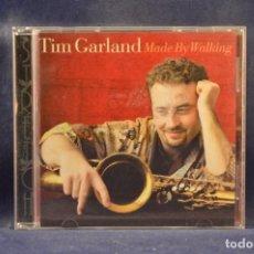 CDs de Música: TIM GARLAND - MADE BY WALKING - CD. Lote 245194440