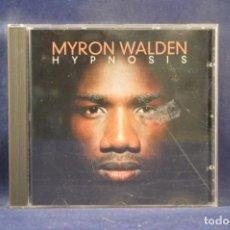 CDs de Música: MYRON WALDEN - HYPNOSIS - CD. Lote 245196000