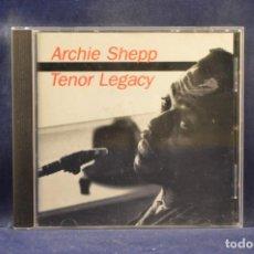 CDs de Música: ARCHIE SHEPP - TENOR LEGACY - CD. Lote 245196805