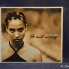 CDs de Música: TOK TOK TOK - IT TOOK SO LONG - CD. Lote 245197475