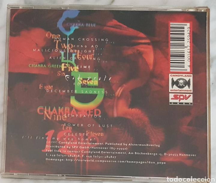 CDs de Música: CD PROJECT PITCHFORK - CHAKRA : RED !. INDUSTRIAL, SYNTH POP - Foto 2 - 245198425