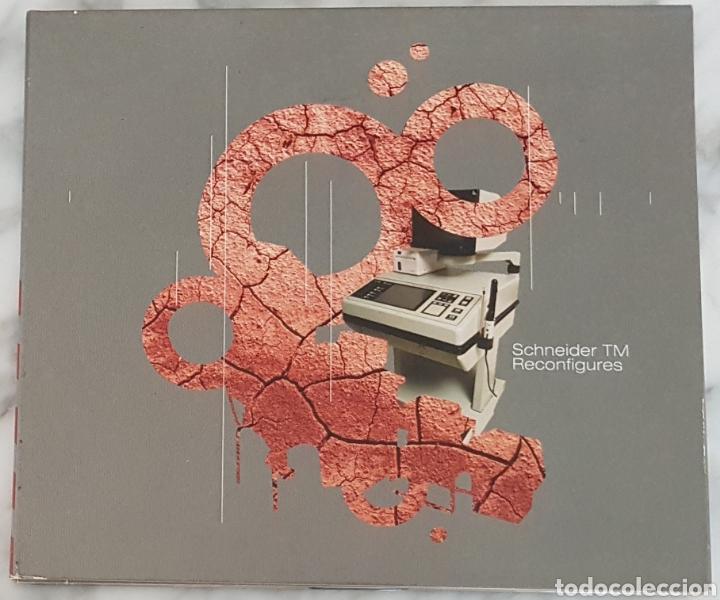 CD SCHNEIDER TM - RECONFIGURES. ELECTRONICA, IDM (Música - CD's Techno)
