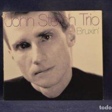 CDs de Música: JOHN STETCH TRIO - BRUXIN´ - CD. Lote 245199395