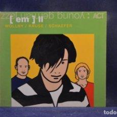 CDs de Música: WOLLNY / KRUSE / SCHAEFER - [EM] II - CD. Lote 245200840