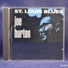 CDs de Música: JOE BURTON - ST.LOUIS BLUES - CD. Lote 245201395
