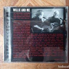 CDs de Música: JOHNNY CASH WILLIE NELSON - VH1 STORYTELLERS - CD 1998. Lote 245208710