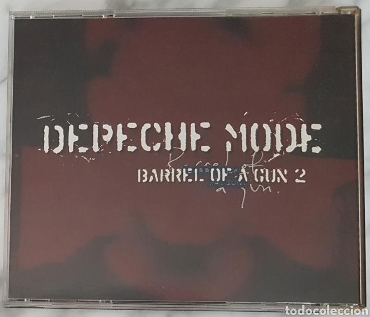 CDs de Música: CD DEPECHE MODE BARREL OF A GUN 2. - Foto 2 - 245213535
