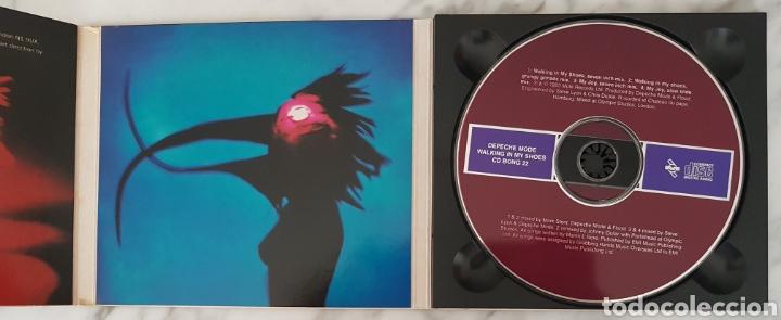 CDs de Música: CD DEPECHE MODE - WALKING IN MY SHOES. SYNTH POP, TECNO POP - Foto 2 - 245214445
