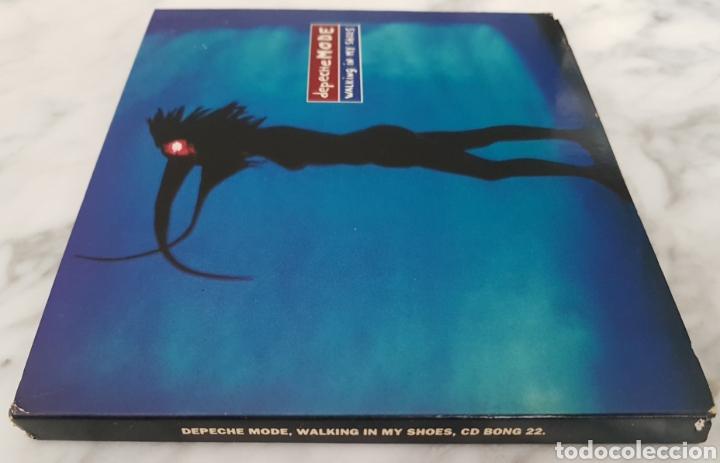 CDs de Música: CD DEPECHE MODE - WALKING IN MY SHOES. SYNTH POP, TECNO POP - Foto 5 - 245214445