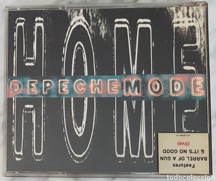 CDs de Música: CD DEPECHE MODE - HOME. SYNTH POP, TECNO POP - Foto 2 - 245215715