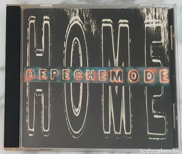 CD DEPECHE MODE - HOME. SYNTH POP, TECNO POP (Música - CD's Techno)