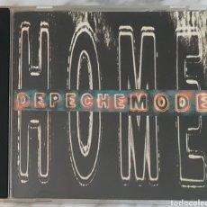 CDs de Música: CD DEPECHE MODE - HOME. SYNTH POP, TECNO POP. Lote 245215715