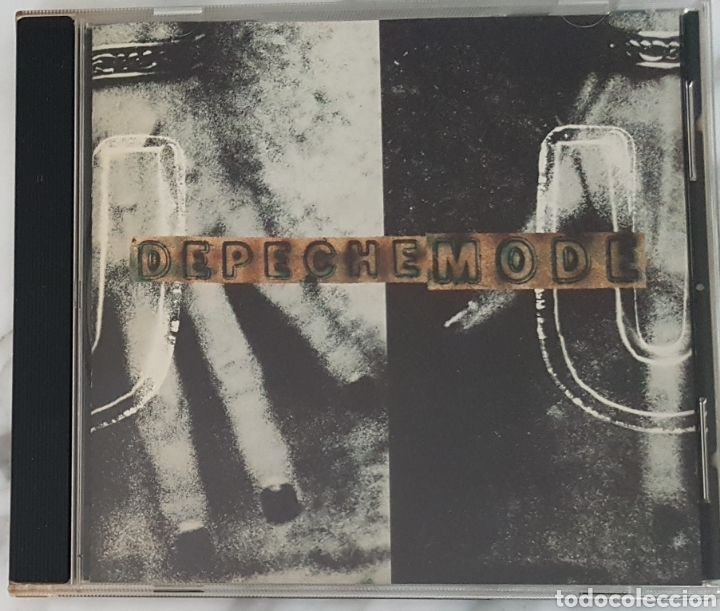 CD DEPECHE MODE - USELESS. CD BONG 28. UK (Música - CD's Techno)