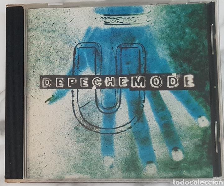 CD DEPECHE MODE - USELESS. CD BONG 28. UK CJ BOLLAND, KRUDER, DORFMEISTER (Música - CD's Techno)