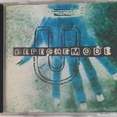 CDs de Música: CD DEPECHE MODE - USELESS. CD BONG 28. UK CJ BOLLAND, KRUDER, DORFMEISTER. Lote 245217130